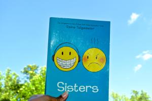Book Review: Sisters by Raina Telgemeier