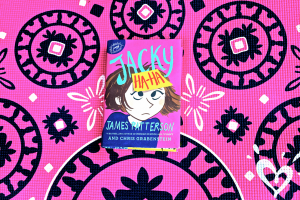 Book Review: Jacky Ha-Ha by James Patterson & Chris Grabenstein