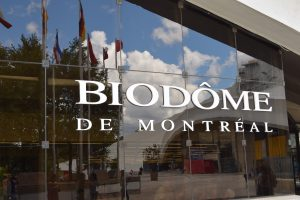 BioDome in Montreal, Canada