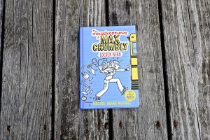 Review: The Misadventures of Max Crumbly 1: Locker Hero by Rachel Renée Russell