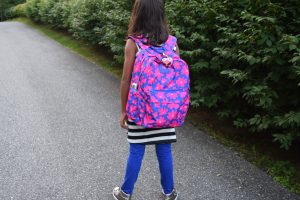 What I Wore: My First Day of Middle School