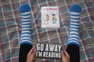 Book Review: Awkward by Svetlana Chmakova