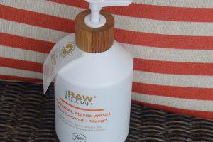 Product Review: Raw Sugar Natural Hand Wash