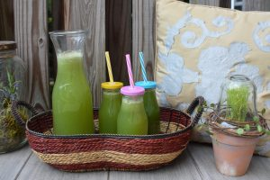 Spicy Cool Cucumber Lemonade Recipe