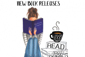 New Book Releases -Teen/YA Books – May 8, 2018