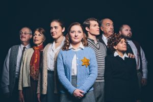 The Diary of Anne Frank Book/Play Review
