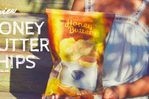Review of Trader Joe's Honey Butter Chips