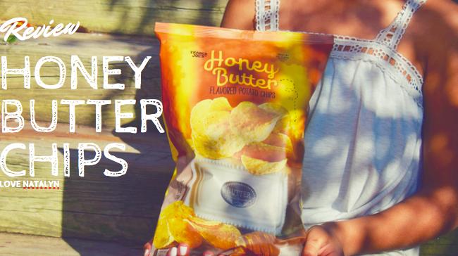 Review of Trader Joe's Honey Butter Chips