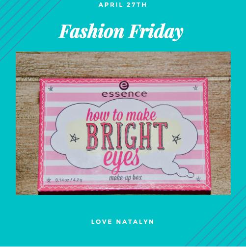 Fashion Friday ~April 27th