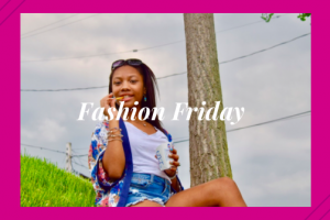 Fashion Friday ~ May 10th