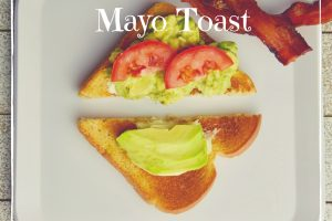 Avocado, Avocado Mayo Toast with Secret Ingredient (Primal Kitchen Review)