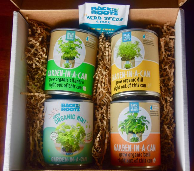 Review Of Back To The Roots Indoor Organic Herb Garden Love Natalyn