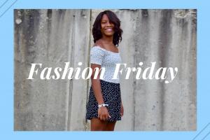 Fashion Friday ~ June 29th