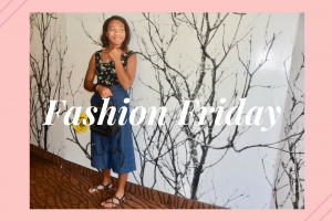 Fashion Friday ~ August 3rd