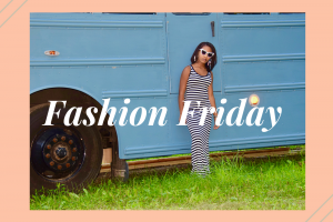 Fashion Friday ~ August 31st