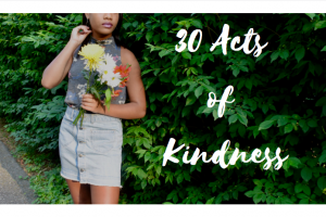30 Acts of Kindness – Tis' the Season to be Jolly