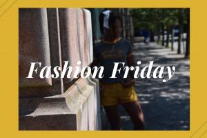 Fashion Friday ~ July 26th