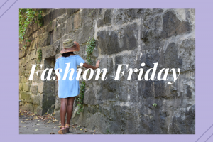 Fashion Friday ~ August 23rd
