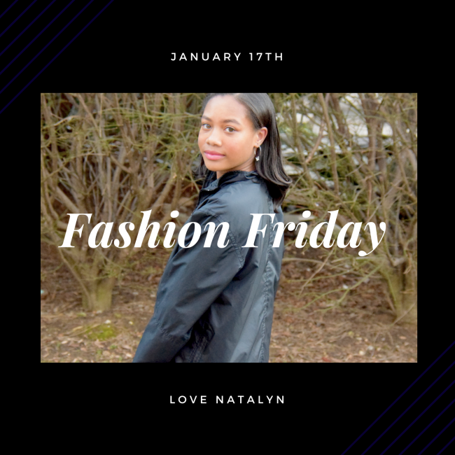 Fashion Friday ~ January 17th