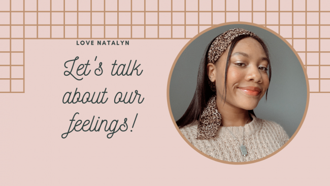 Let's Talk About Our Feelings!