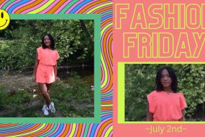 Fashion Friday ~ July 2nd
