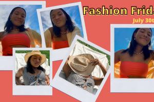 Fashion Friday ~ July 30th