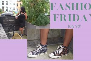 Fashion Friday ~ July 9th