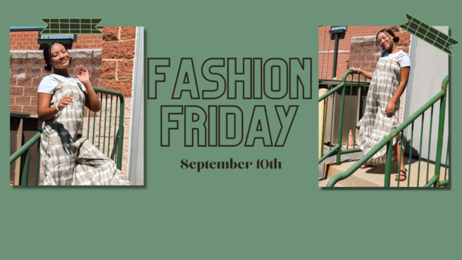 Fashion Friday ~ September 10th