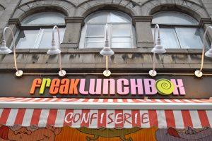 Freak Lunchbox in Montreal, Canada