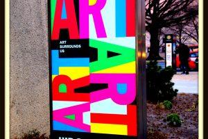 My Visit to Hirshhorn Art Museum