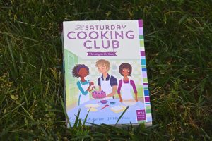 Book Review: The Icing on the Cake (The Saturday Cooking Club) by Deborah A. Levine & JillEllyn Riley