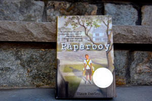 Book Review: Paperboy by Vince Vawter