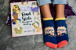 Currently Reading: Bad Girls Throughout History by Ann Shen