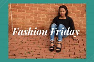Fashion Friday ~ October 5th
