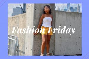 Fashion Friday ~ June 21st