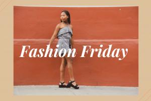 Fashion Friday ~ July 5th