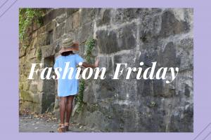 Fashion Friday ~ August 23rd