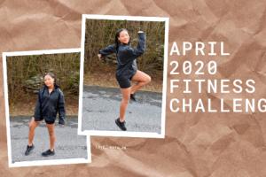 April 2020 Fitness Challenge