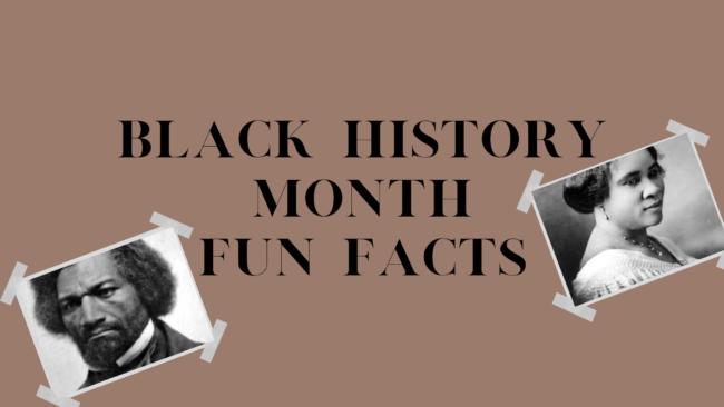 Black History Fun Facts