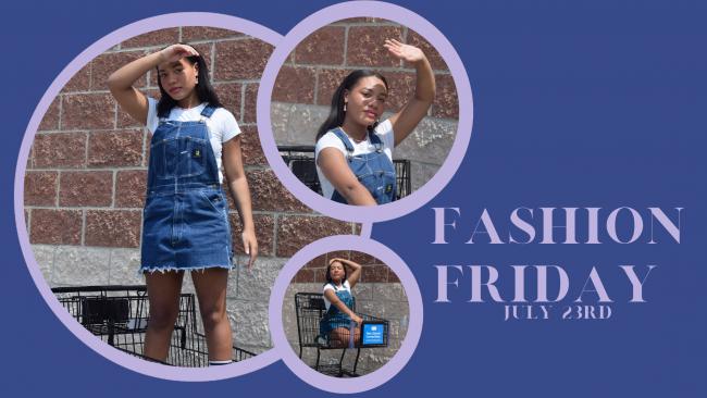 Fashion Friday ~ July 23rd
